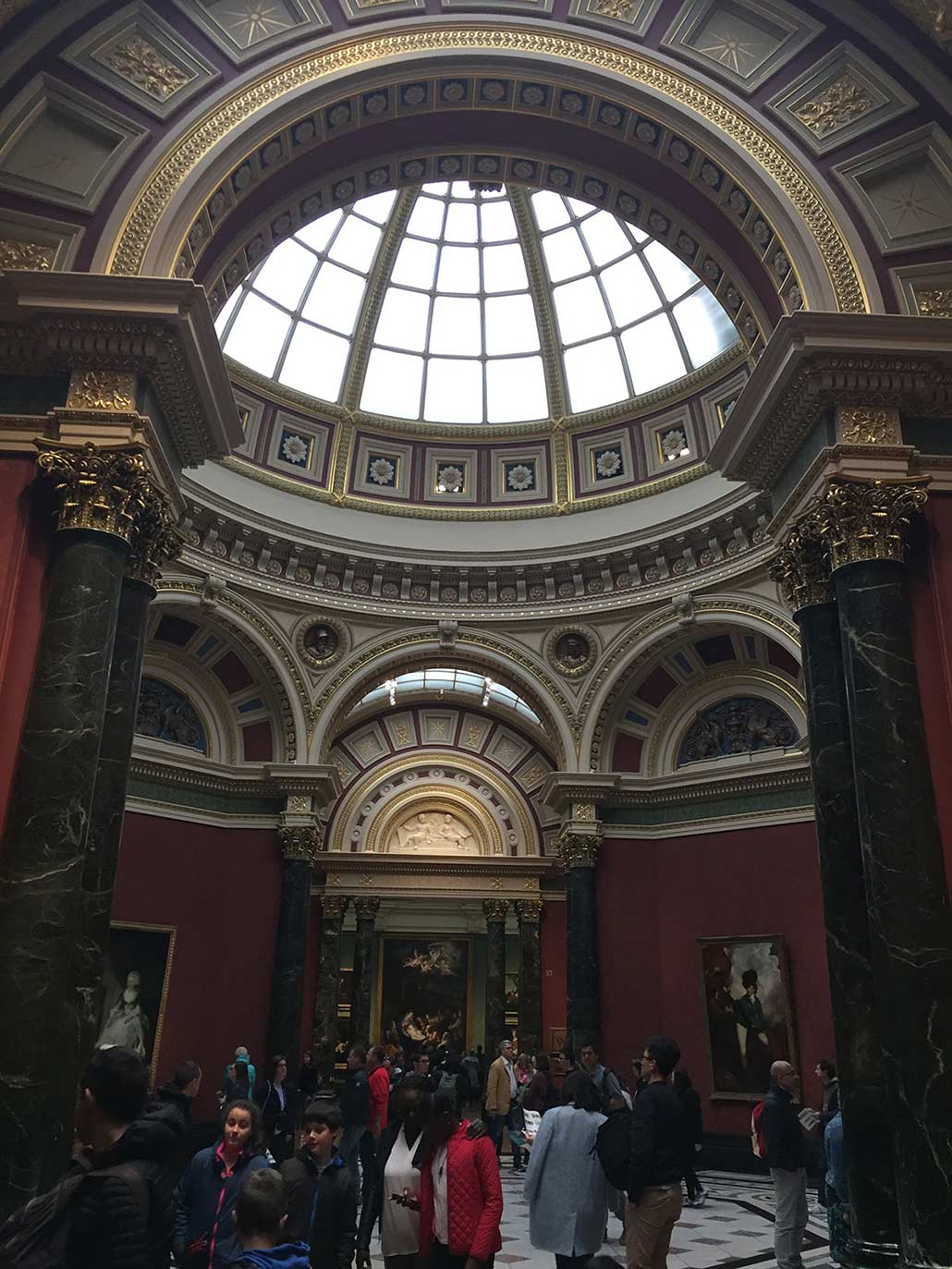 National-Gallery_Dome