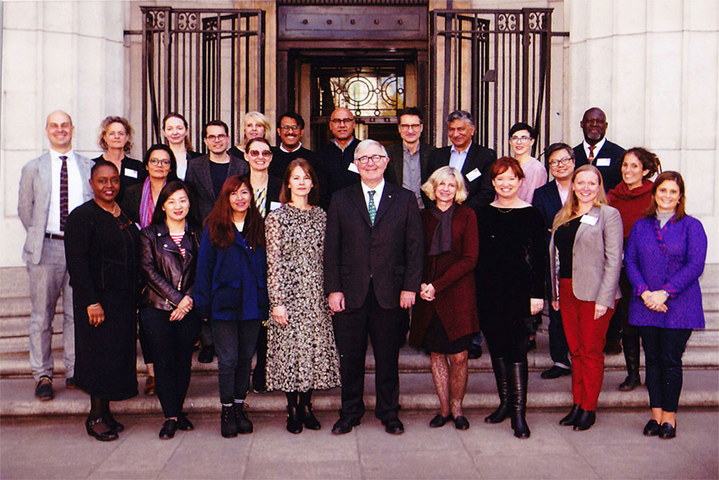 Kings College London Class Image