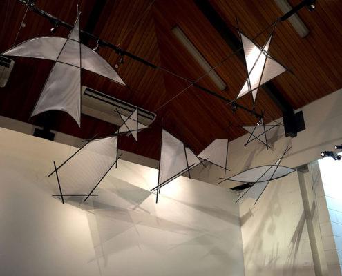 Yvonne kites