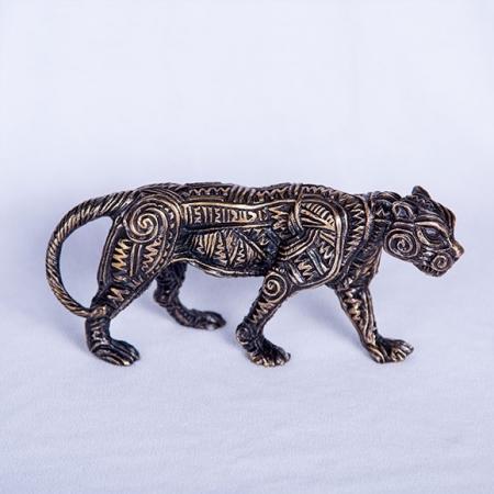 Pango Polynesian Panther sculpture