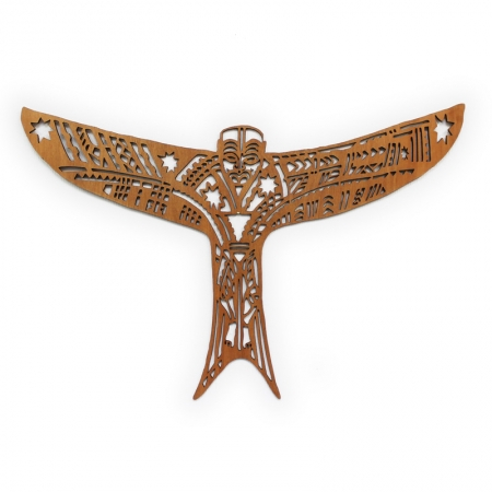 Pe_a-Manu-Atua-kite-Rimu-Front Michel Tuffery