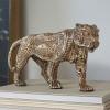 Polynesian Panther sculpture