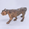 Polynesian Panther Faux Gold
