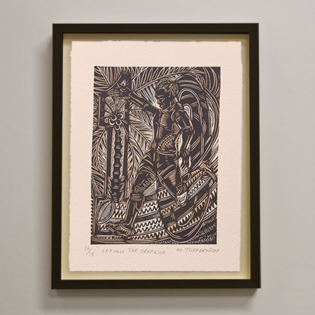 Sefulu, The Dropkick print