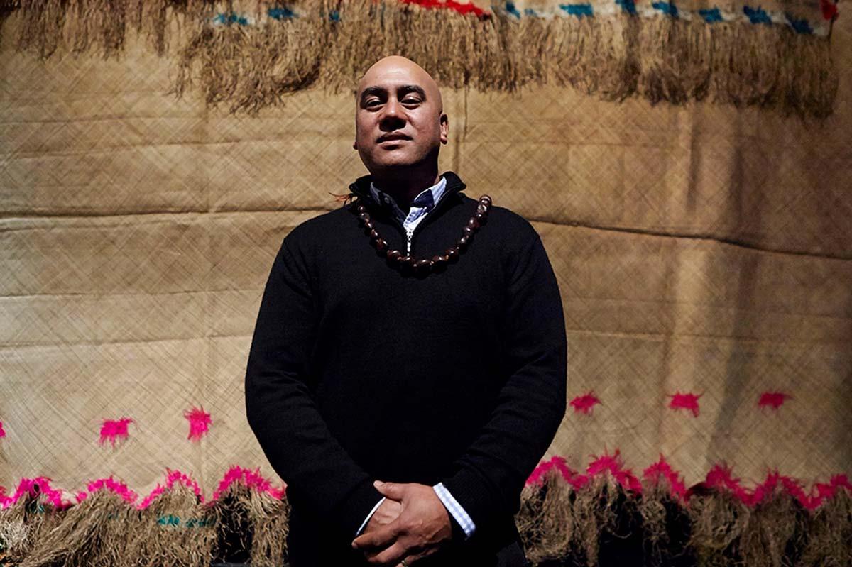 About Michel Tuffery New Zealand Fine Artist