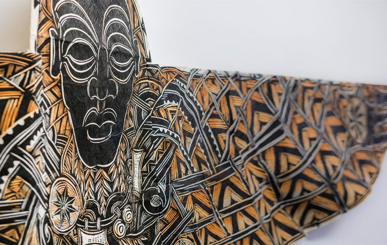 Matariki Dawn Exhibition Mahara Gallery
