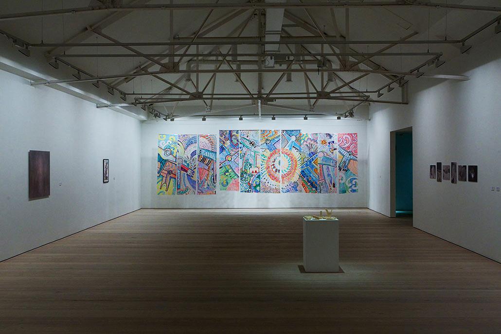 Saatchi Gallery London Exh