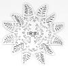 Kuki-Airani-Matariki-(star)-White-Veneer-Front