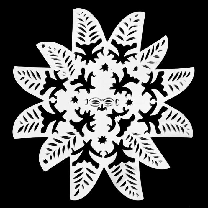 Kuki-Airani-Matariki-star-White-Veneer-REV-Front