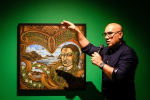 Michel Tuffery at Pātaka Art and Museum