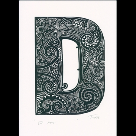 D for print