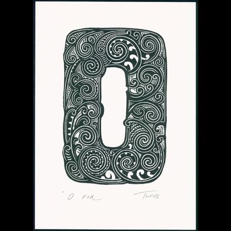 O for Print
