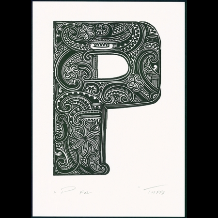P for Print
