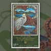 The Messenger from Raiatea to Uawa stamp