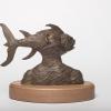 Te Raekiahau Bronze sculpture