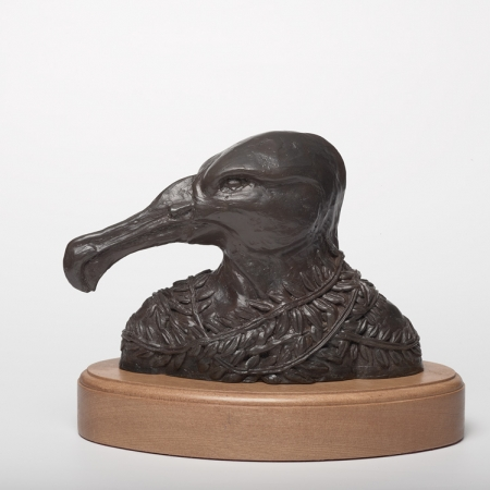 Toroa Bronze Sculpture
