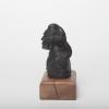 Cookie Tangaroa Bronze Sculpture right view