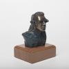 Cookie Tohu Bronze sculpture