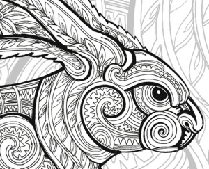 Tuffery easter Hare download thumbnail
