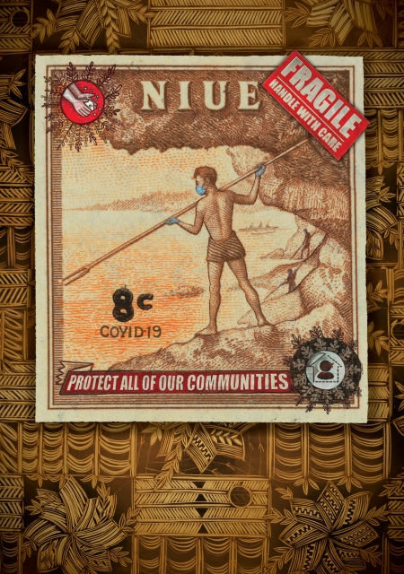 Protect all our communities Niue