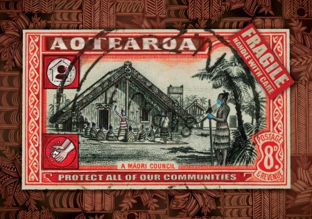 Protect all our communities, Aotearoa print