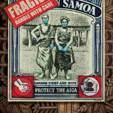 Protect the Aiga, Samoa Print